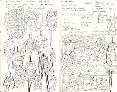 Sang Dinh: Sketchbook