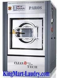 Cung cấp máy giặt công nghiệp ướt 50kg/mẻ HWASUNG PAROS KOREA