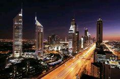 "Dubai ""Emirates towers"""