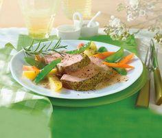 Wer kein Lamm mag, für den ist Kalb eine Alternative zum Osterfest