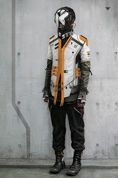 xna by Andrei Cristea | Robotic/Cyborg | 2D | CGSociety
