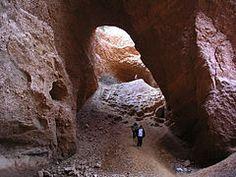 "Las Médulas, Spain:: ""How dangerous we have made the Earth!"" Pliny the Elder"