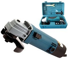 "New 4 ½"" #angle grinder #600watt in #blowcase set 115mm diy tool kit dics ,  View more on the LINK: 	http://www.zeppy.io/product/gb/2/252187350150/"
