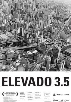 Elevado 3.5 mostra o mundo das pessoas que vivem ao redor do Elevado Presidente Costa e Silva, mais conhecido como Minhocão, construído na zona central de São Paulo durante a ditadura militar.  Desde o nível da rua aos pavimentos superiores, o espectador é levado por diferentes pontos de vista. Por cima e por baixo do viaduto, sob sua sombra ou à luz da cidade, o documentário se desenvolve através das histórias das personagens que convivem cotidianamente com esta grande estrutura de…