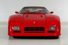 BINGO SPORTS WORLD   1984 Ferrari 288 GTO Evoluzione