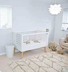 1001 idees modele de lit bebe scandinave