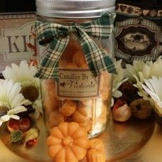 Jar Full Of Pumpkins