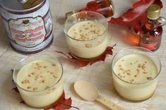 Mousse à l'érable : un dessert réalisé avec du sirop d'érable. Une mousse onctueuse et bien parfumée qui ravira vos papilles. A saupoudrer de sucre d'érable