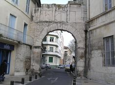 Porte de France - romain - 1er siècle