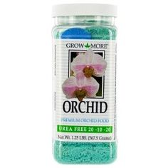 20-10-20 Urea Free Fertilizer by GROW MORE on Amazon.com -- the recommended orchid fertilizer on a lot of the websites I've been reading today.