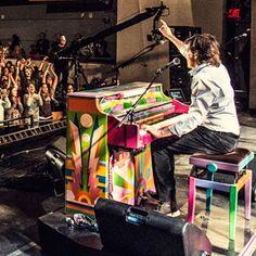 Paul McCartney Surprises Queens High School With Auditorium Rock Show | Music News | Rolling Stone