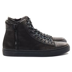 Wings + Horns Leather Hi-Top Sneaker Haven Clothing, How would you style these? http://keep.com/wings-and-horns-leather-hi-top-sneaker-haven-clothing-by-rafael_srur/k/05EZwWgBMO/