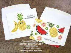 Citrus Image, Online Paper, Cute Fruit, Food Stamps, Stamping Up Cards, Card Tutorials, Paper Pumpkin, Card Maker, Note Cards