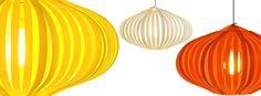 Funky Lamp Shades • Distinctive and Fun Designer Lights and Shades