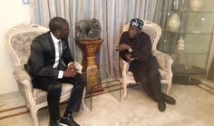 Ekpo Esito Blog: Akon visits Tinubu, speaks at Tony Elumelu Entrepr...