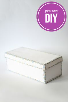 Dekortapasz szélű doboz  Dekorella Shop  http://dekorellashop.hu/  DIY > WASHI TAPE DECORATED BOX
