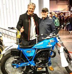 Telford Classic Dirt Bike Show (GB) 2020 / bultacoclubuk Bultaco Motorcycles, Trial Bike, Bmw, Mini Bike, Motocross, Trials, Spanish, Nostalgia, Champion