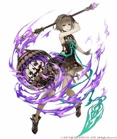 View an image titled 'Gretel, Cleric Job Art' in our SINoALICE art gallery featuring official character designs, concept art, and promo pictures. Female Character Design, Character Concept, Character Art, Concept Art, Fantasy Kunst, Anime Fantasy, Fantasy Art, Art Anime, Anime Kunst