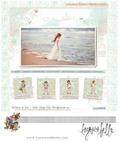 Sandra Bianco Photography | Custom Prophoto Blogsite » Laynie and Belle Design