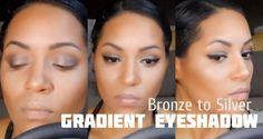 Elf Beauty Book Makeup Tutorial - Metallic Bronze t...