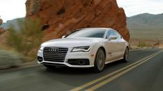 Audi A6 #carleasing Deal | Looking loverly in Glacier White! For more Audi deals check us out at www.carlease.uk.com