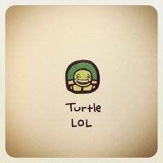 WEBSTA @turtlewayne Turtle LOL