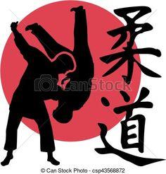 """Résultat de recherche d'images pour """"dessin judoka"""""""