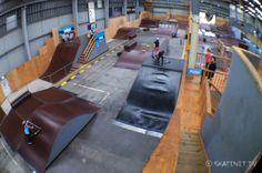 The Shed Skatepark (Melbourne, VIC Australia) #skatepark #skate #skateboarding #skatinit #skateparkreview