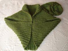Receita de Tricô: Bolero Mula sem Cabeça em trico