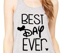 Best Day Ever-Disney shirt-Disney tank top-Disney cruise shirt-Disney cruise…