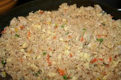 Cooking Ahead = Meals From Scratch in Minutes (And My Chicken Fried Rice Recipe w/Pics)