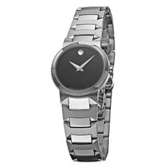 @Overstock - The Temo wristwatch by Movado is all about stand-out style. Stainless steel case and bracelet craftsmanship adds eye-catching complexity to this Movado watch, making it a must-have for any collection.http://www.overstock.com/Jewelry-Watches/Movado-Womens-Temo-Stainless-Steel-Bracelet-Watch/4694425/product.html?CID=214117 $612.99