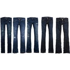 Jeans, Jeans and more jeans please... #Found it!