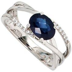 Damen-Ring 1 blauer Saphir 8 Karat (333) Weißgold 60 (19.1) Dreambase, http://www.amazon.de/dp/B00EYH29SQ/ref=cm_sw_r_pi_dp_7xx2sb15P6XJR