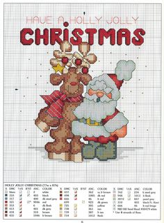 Cross Stitch Christmas Stockings, Xmas Cross Stitch, Cross Stitch Art, Christmas Cross, Counted Cross Stitch Patterns, Cross Stitch Designs, Cross Stitching, Cross Stitch Embroidery, Christmas Sewing Patterns