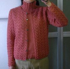 Ishi's knit.