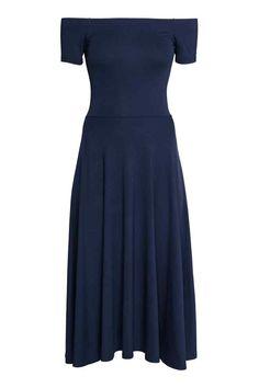 Off-the-shoulder dress | H&M