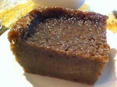 Jamaican Sweet Potato Pudding