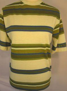 ff093fdfb1d74 Regular Size S Vintage Casual Shirts for Men · Hang TenGreen ...