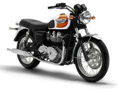 Triumph Bonneville 2006 T100