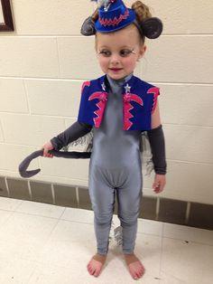 Flying monkey costume- Wizard of oz