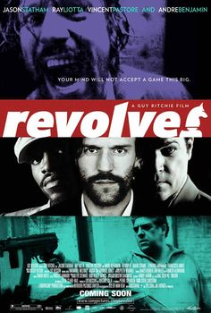 #REVOLVER #MOVIE #GAME #CONTENDER #VICTIM #RULES