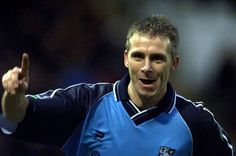 """David """"Ned"""" Kelly, scored the equaliser at Wembley, February 2000 Tranmere Rovers, Ned Kelly, The Godfather, February, David, Lol, Icons, Board, Fictional Characters"""