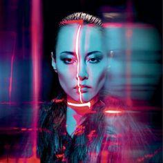 Rinko Kikuchi by Tim Richardson for V Magazine