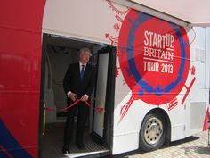 Start-up Britain launch at the Department of Business, Innovation & Skills