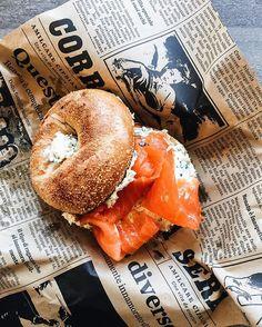 #portland, this bagel!