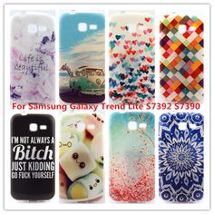 New Ultra Slim TPU Rubber phone Case for Samsung Galaxy Trend Lite S7390 / Fresh Duos s7392 Protective Back cover 7390 7392 #>=#>=#>=#>=#> Click on the pin to check out discount price, color, size, shipping, etc. Save and like it!