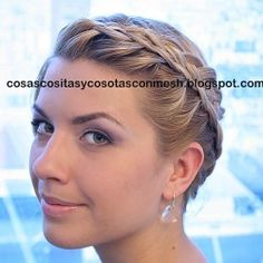 Mirta May 25 Step by step beautiful hairstyle - grupos.emagister.com