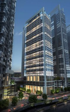 DBKL TOWER By KL ECO CITY   Office Tower 3 // Http://