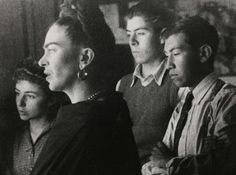 My Film Journal: The Life and Times of Frida Kahlo Diego Rivera Art, Clemente Orozco, Judy Chicago, Mexican Paintings, Frida And Diego, Frida Art, Feminist Art, Naive Art, Mexican Folk Art